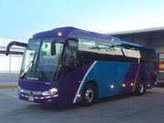 Luxury Coach Bus Transfers by Liberia Airport Shuttle Service