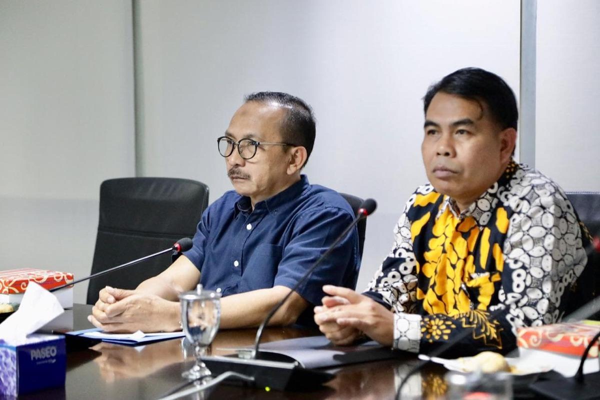 Kemenko Kemaritiman Inisiasi Penggunaan Security Paper di Kementerian Koordinator