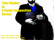 Tyler Hughes' Senior Composition Recital