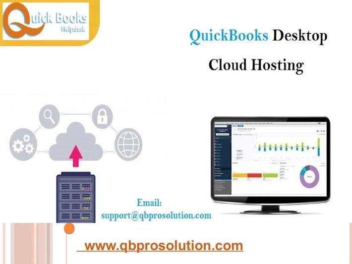 QuickBooks Desktop Cloud Hosting – 100% Data Protection