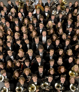 The St. Olaf Band with the Fresno State Wind Ensemble