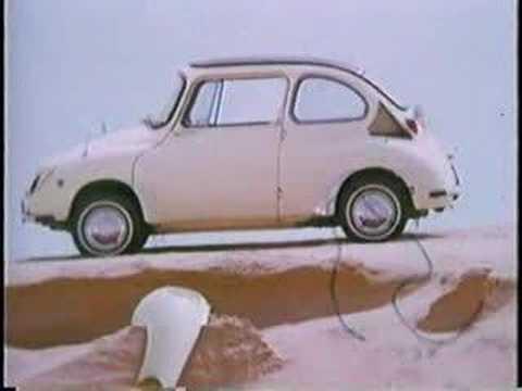 Subaru of America First US Market Commercials