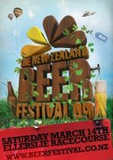 Auckland 2009 - The Liquorland New Zealand Beer Festival