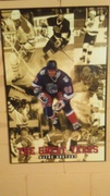 "WAYNE GRETZKY FANS ""THE GREAT ONE"" PHOTO"