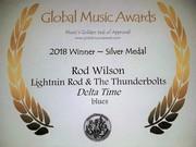 Global Music Award.