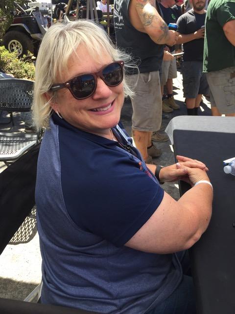 Sonja at Steaks & Stories 2019