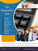 Tax Preparation Fees
