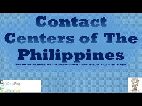 Contact Centers of the Philippines