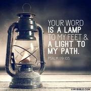 Word Lamp 3