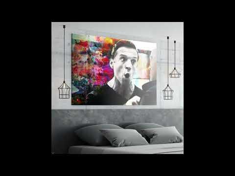 Poke You -Billions - Canvas Wall Art