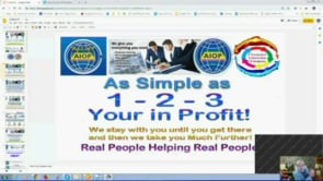 As Simple As 1,2,3 Your In Profit, Auto AIOP System Webinar Replay 4th Feb 2019