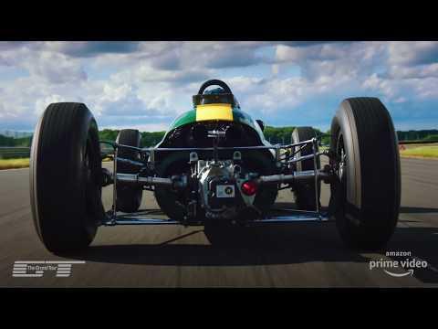 The Grand Tour: Jim Clark's Lotus 25