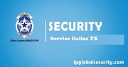 Get the best security service in Dallas TX-L&P Global Security
