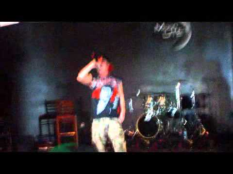 MC Chy (formely named Push) @ The Moonlite Lounge! ATL 2012