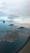Η Αθήνα από το παράθυρο του αεροπλάνου