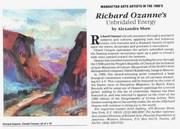 RichardOzanneReview1990ArielGalleryNewYorkCityNewYorkManhattanArtsInternationalAlexanderShaw.