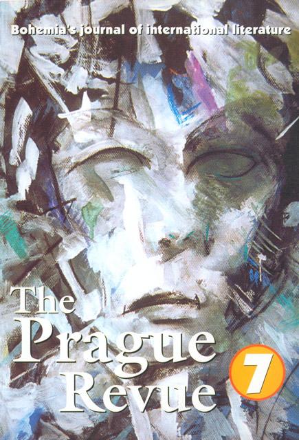 Cover Prague Review, Prague CZ, RichardOzanne