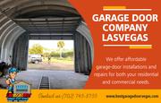 Garage Door Company Las Vegas