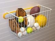 Get Large Decorative Basket & Bins | Garage Tek