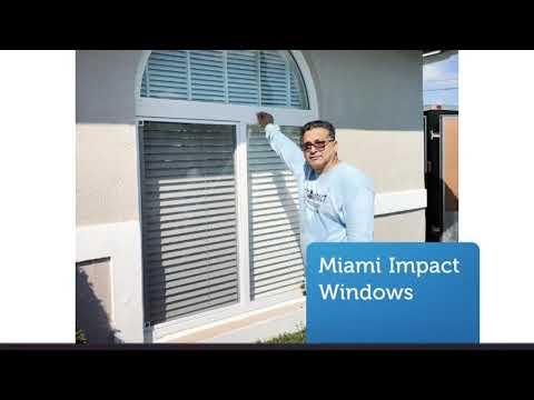 Best Elite Impact Window in Miami, FL