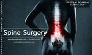 Get #LowCostSpineSurgery with top spine surgeon