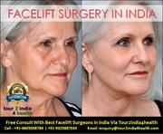 Best and Top Face lift Surgery Hospitals in India