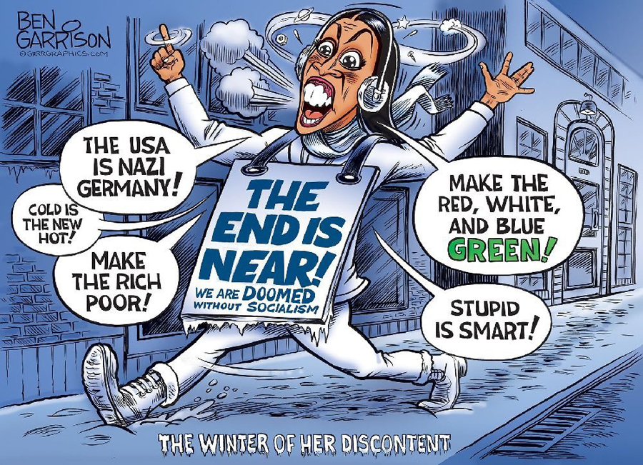 AOC - The end is near