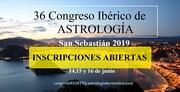 36 CONGRESO IBÉRICO DE ASTROLOGÍA SAN SEBASTIÁN 2019