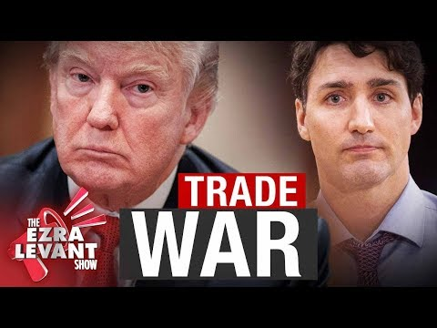 Trudeau Silent as Trump Bans Canada from US infrastructure projects