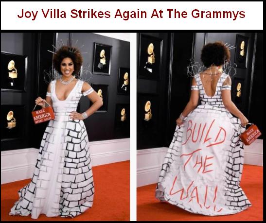 Joy Villa Strikes Again