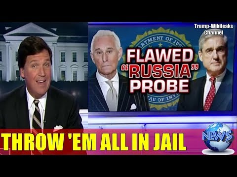 THEY FOUND EVERYTHING, THIS NEW EVIDENCE OVER STONE PROBE HAS BEEN RELEASED! MUELLER IN SHOCK