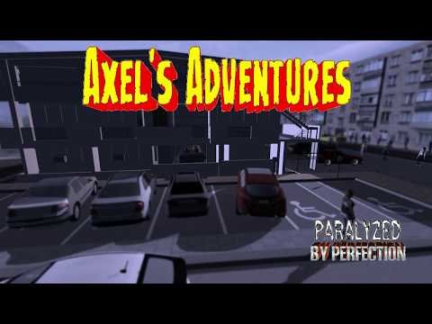 Paralyzed by perfection (Christian Comic) Axel's Adventures