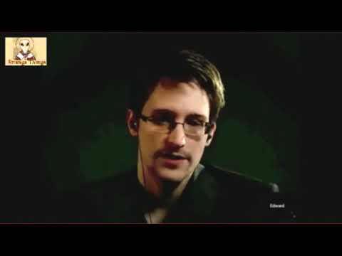 Edward Snowden Explains Who Really Rules The United States of America