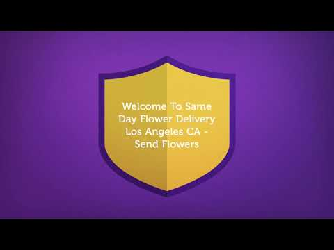 Same Day Send Flowers in Los Angeles, CA | 213-908-1591