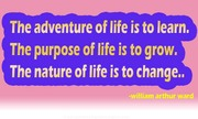 The adventure of life is to learn | Speak well spoken English