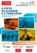 """EXPOSIÇÕES: """"A Volta ao Algarve e o Território"""""""