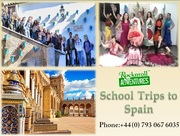 School Trip to Beautiful Spain