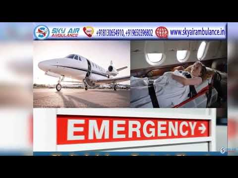 Book Air Ambulance in Mumbai with Top-Class Medical Service