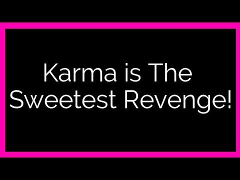 Narcissists & Karma