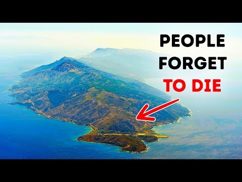 The Island Where People Forget to Die