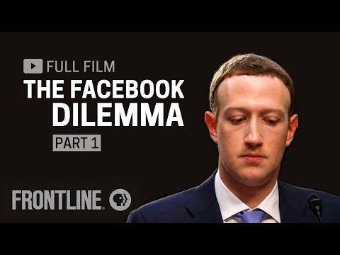 The Facebook Dilemma, Part One (full film) | FRONTLINE