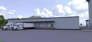 New Warehouse Design - Loading Dock