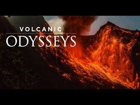 Volcanic Odyssey. Documentary movie