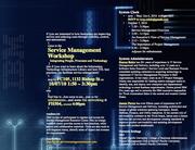 IT Service Management Workshop