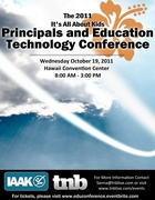 It's All About Kids Principals & Education Technology Conference