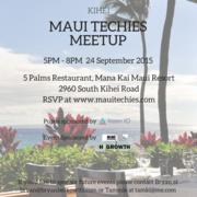 Maui Techies Meetup
