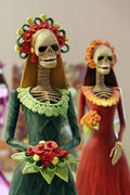 Day of the Dead Festival at Mar Vista Farmers' Market