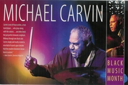 AAJPSP BRINGS MICHAEL CARVIN FOR BLACK MUSIC MONTH