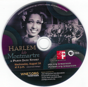 HARLEM IN MONMARTRE - PBS SPECIAL