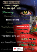 """COME TOGETHER"" Pittsburgh Music 4 Haiti"